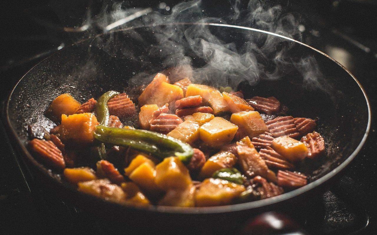 Recepten die alleen koken een stuk leuker maken