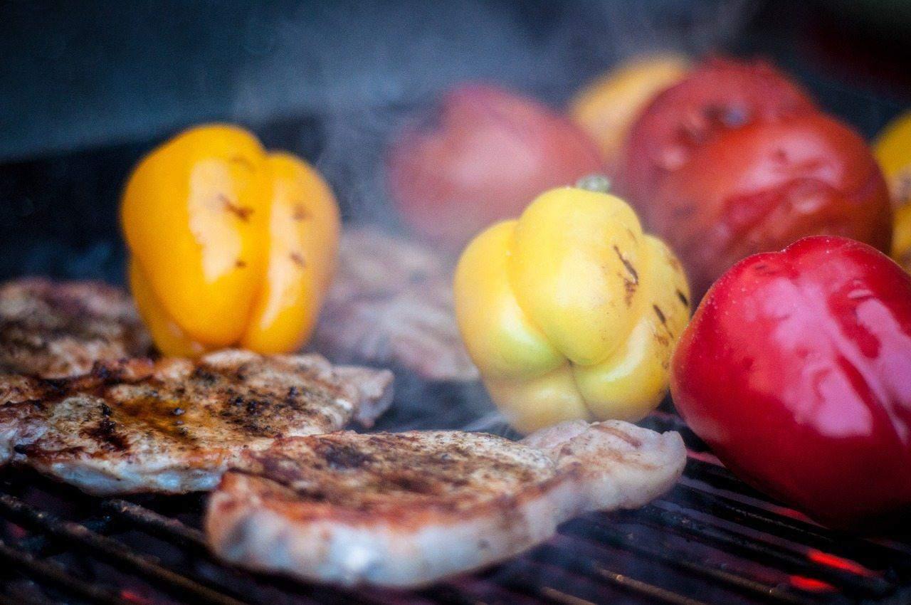 Hoe overleef je als vegetariër een barbecue