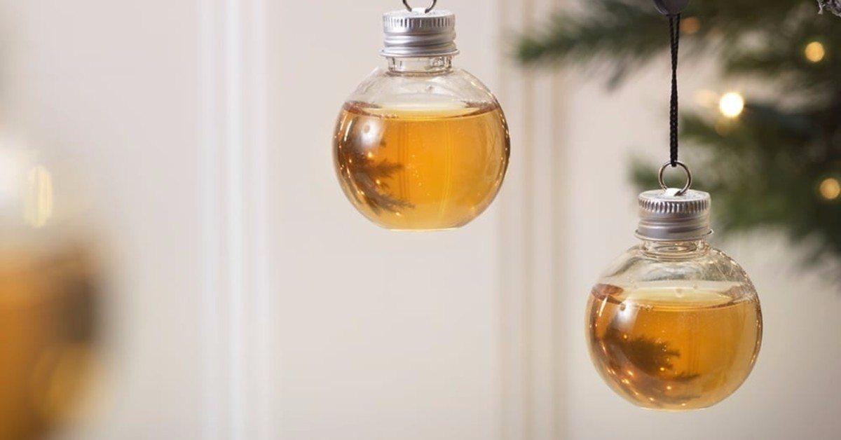 Kertsballen drank rum whisky kerst