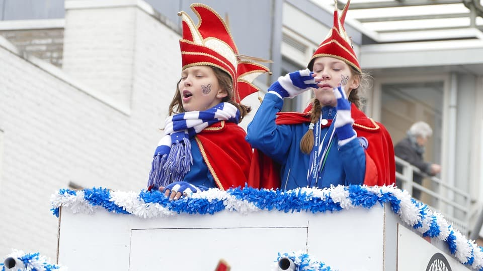 Carnaval optocht