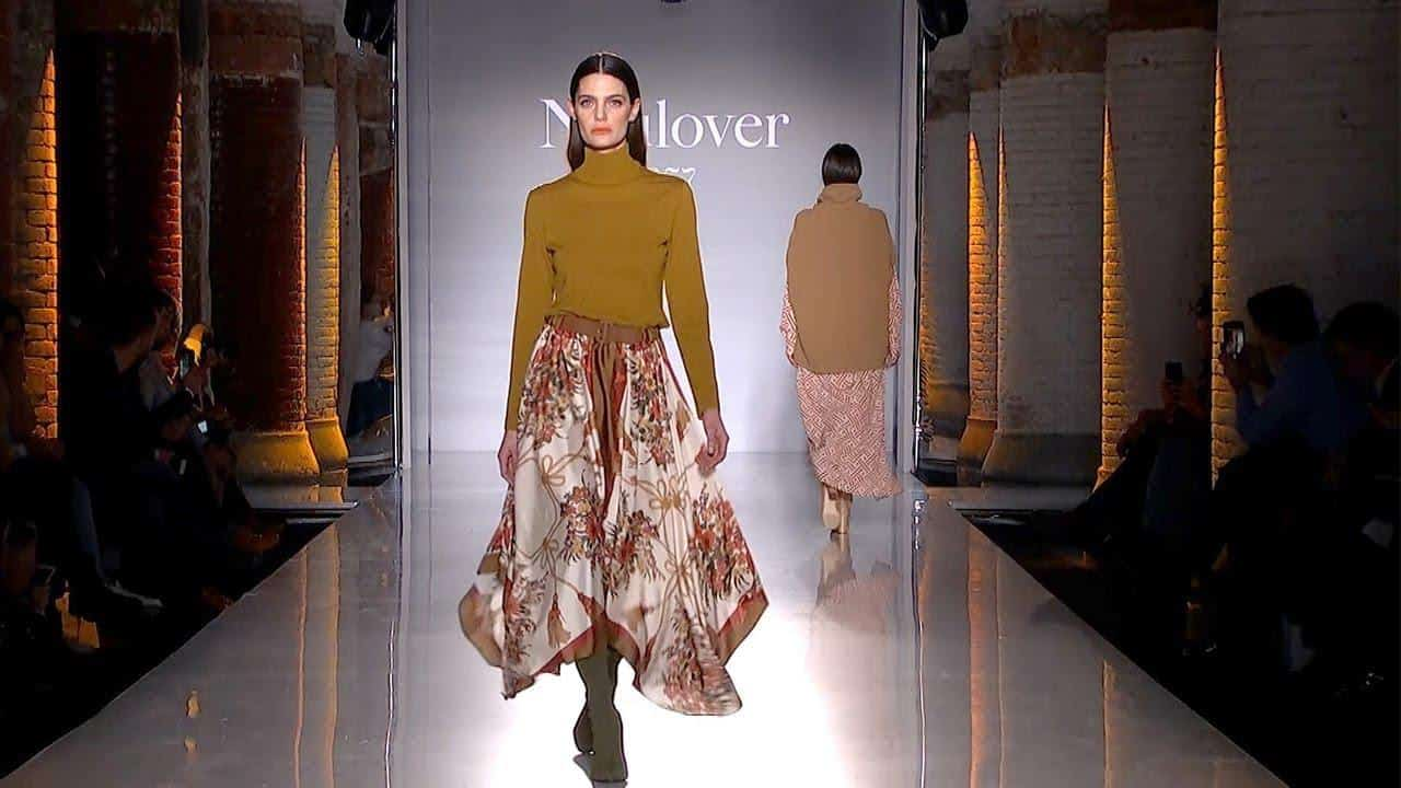 Herfst mode 2019 fashion kleding Naulover fall winter 2019-2020 show