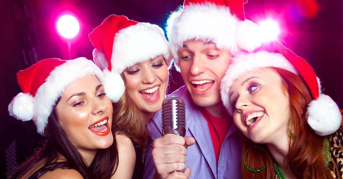 Kerstliedjes quiz zingen Christmas songs