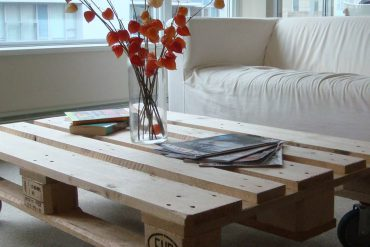 Upcycled design interieur