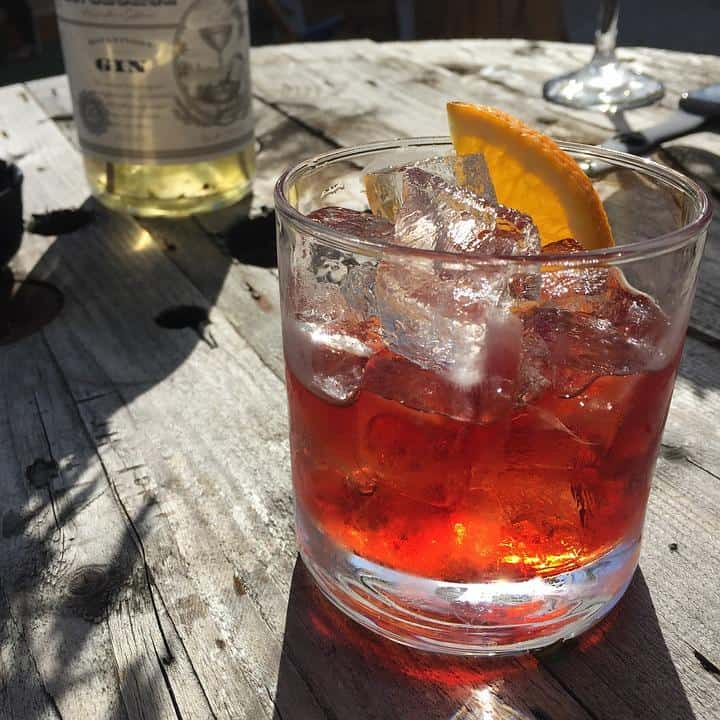 negroni cocktail simpele cocktails
